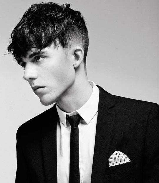 4 kiểu tóc hot nhất dành cho nam giới năm 2020 - Ảnh 7.