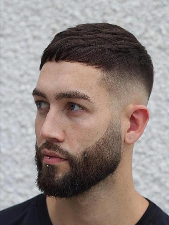 4 kiểu tóc hot nhất dành cho nam giới năm 2020 - Ảnh 8.