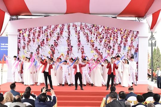 Khánh thành trường đại học ngàn tỉ có tham vọng trở thành trường hàng đầu thế giới - Ảnh 8.