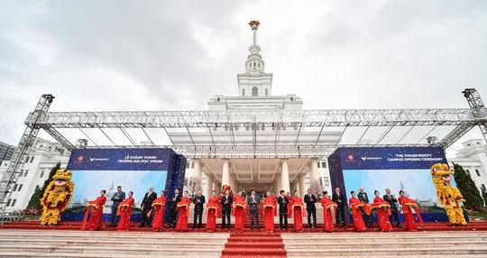 Khánh thành trường đại học ngàn tỉ có tham vọng trở thành trường hàng đầu thế giới - Ảnh 12.