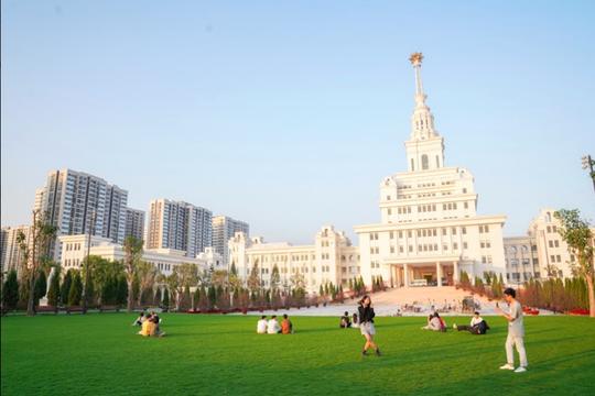 Khánh thành trường đại học ngàn tỉ có tham vọng trở thành trường hàng đầu thế giới - Ảnh 4.