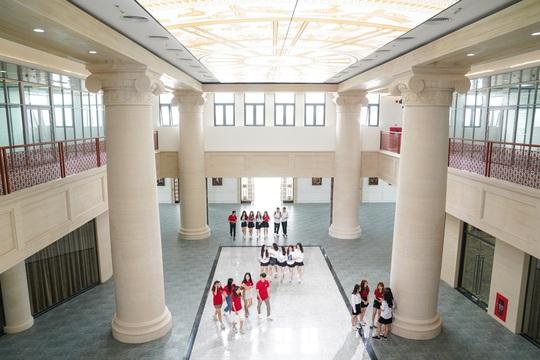 Cận cảnh trường đại học ngàn tỉ đẳng cấp 5 sao đầu tiên tại Việt Nam - Ảnh 13.