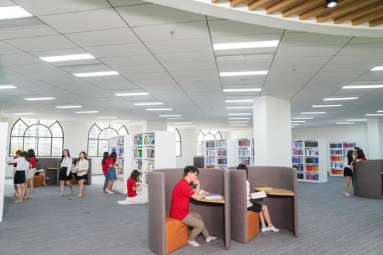Cận cảnh trường đại học ngàn tỉ đẳng cấp 5 sao đầu tiên tại Việt Nam - Ảnh 16.