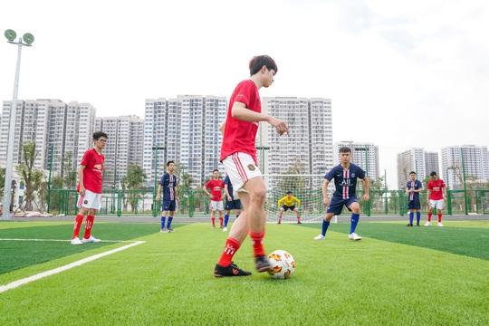 Cận cảnh trường đại học ngàn tỉ đẳng cấp 5 sao đầu tiên tại Việt Nam - Ảnh 28.