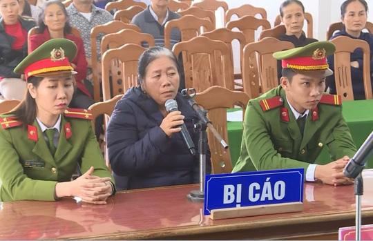 Hàng trăm người theo dõi phiên tòa xử người phụ nữ 56 tuổi đi buôn pháo lậu - Ảnh 1.