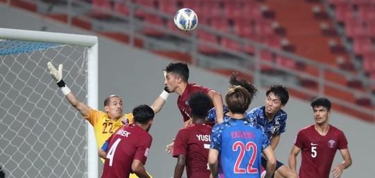 Hòa Nhật Bản, chủ nhà World Cup 2022 bị loại khỏi Giải U23 châu Á - Ảnh 4.