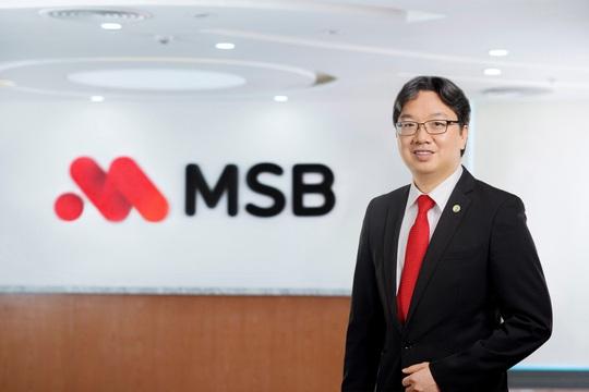 Cận Tết, ngân hàng MSB bất ngờ thay tổng giám đốc - Ảnh 1.