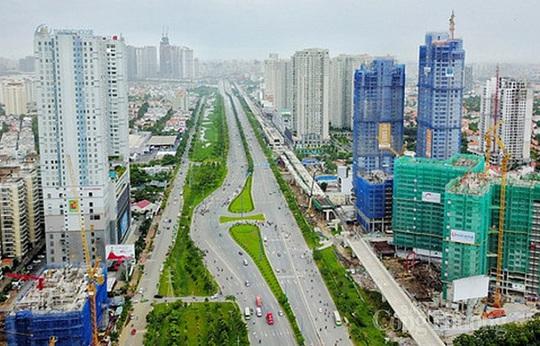 Năm 2020: Thị trường bất động sản TP Hồ Chí Minh tiếp tục khó khăn - Ảnh 1.