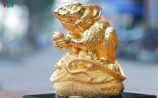 Cẩn trọng khi mua đồ mạ vàng trưng ngày Tết - Ảnh 1.