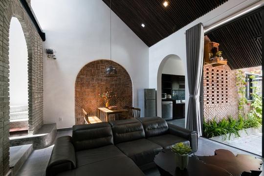 Ngôi nhà có khoảng không gian chung đẹp hút hồn - Ảnh 3.