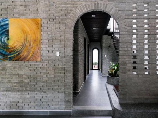 Ngôi nhà có khoảng không gian chung đẹp hút hồn - Ảnh 8.