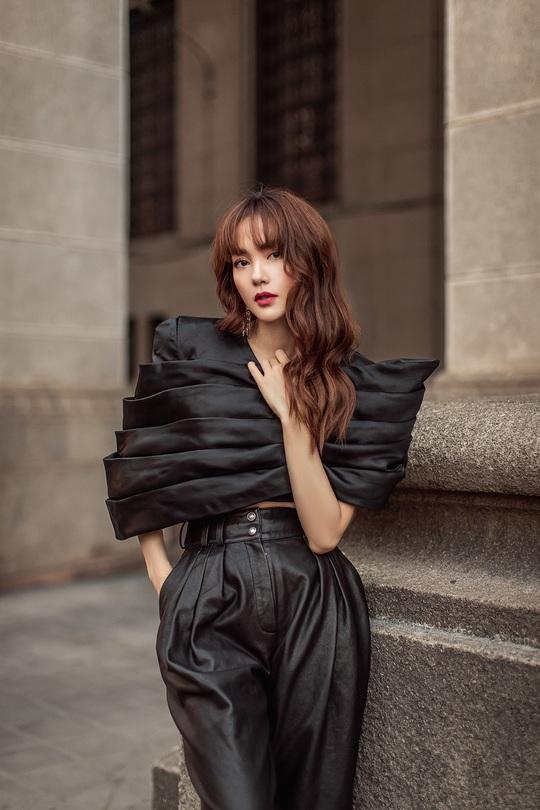 Minh Hằng nhiệt huyết gia nhập đường đua web-drama - Ảnh 2.