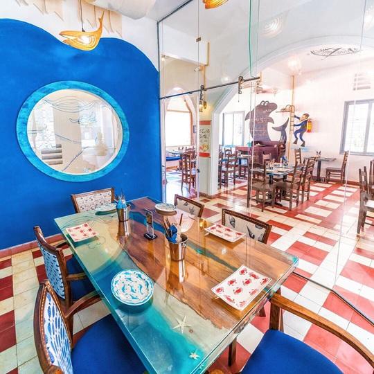 3 nhà hàng hải sản giá dưới 1 triệu đồng tại TP HCM - Ảnh 1.