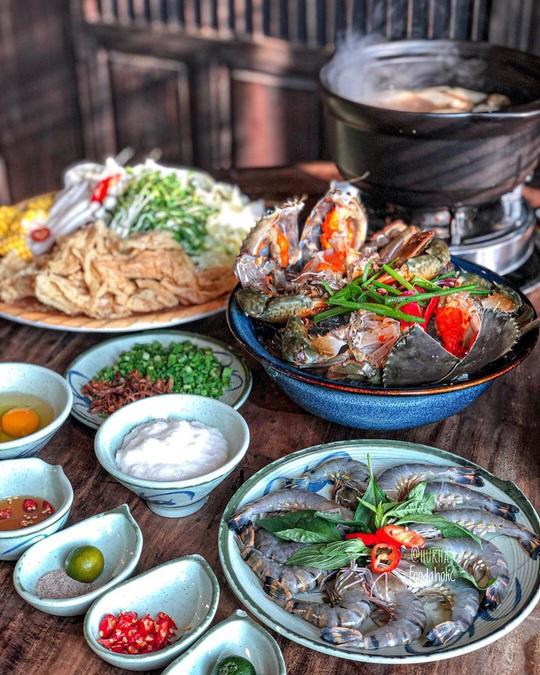 3 nhà hàng hải sản giá dưới 1 triệu đồng tại TP HCM - Ảnh 19.