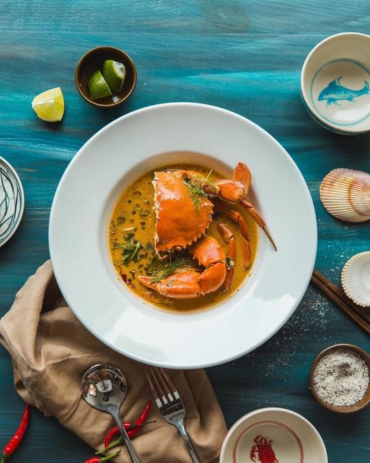 3 nhà hàng hải sản giá dưới 1 triệu đồng tại TP HCM - Ảnh 4.