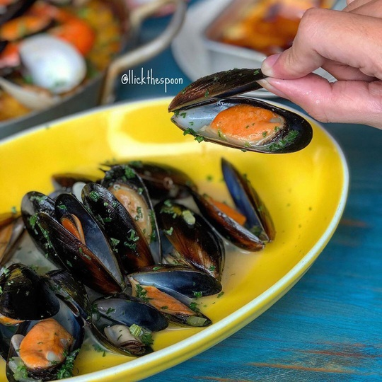 3 nhà hàng hải sản giá dưới 1 triệu đồng tại TP HCM - Ảnh 5.