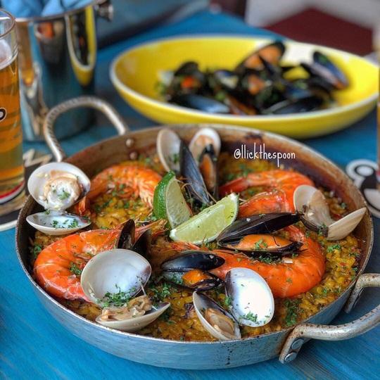 3 nhà hàng hải sản giá dưới 1 triệu đồng tại TP HCM - Ảnh 6.