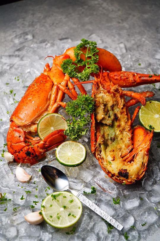 3 nhà hàng hải sản giá dưới 1 triệu đồng tại TP HCM - Ảnh 9.