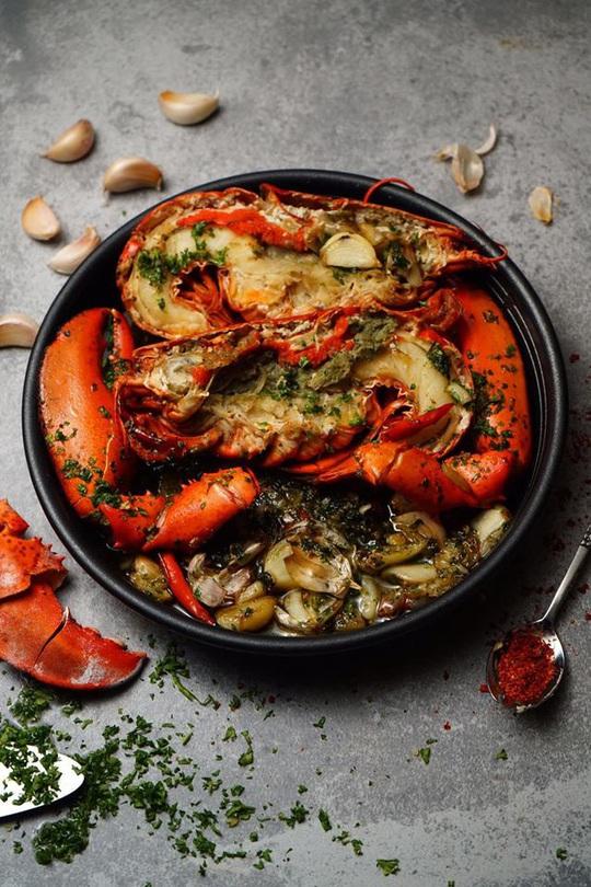 3 nhà hàng hải sản giá dưới 1 triệu đồng tại TP HCM - Ảnh 10.