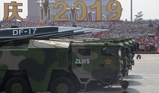Dấy lên lo ngại Nga và Trung Quốc chạy đua vũ khí siêu vượt âm với Mỹ - Ảnh 2.