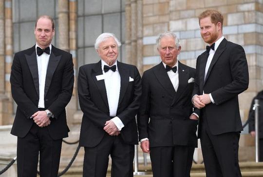 Hành trình trốn chạy hoàng gia Anh của Hoàng tử Harry - Ảnh 2.
