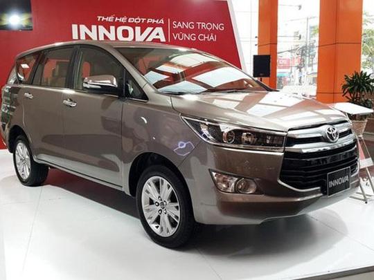 Điểm mặt 10 mẫu xe ế nhất năm 2019, nhà Toyota chiếm hơn một nửa - Ảnh 5.