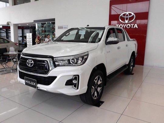 Điểm mặt 10 mẫu xe ế nhất năm 2019, nhà Toyota chiếm hơn một nửa - Ảnh 6.