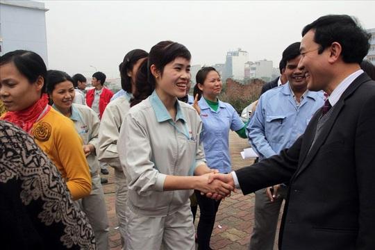 Hà Nội: Tập trung bảo vệ quyền lợi đoàn viên - Ảnh 1.