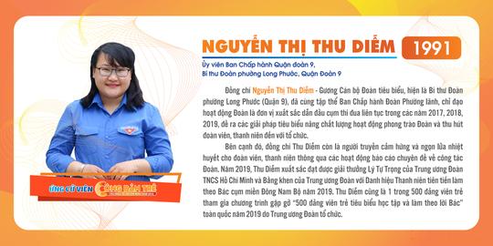 Cầu thủ Huỳnh Như được tuyên dương công dân trẻ tiêu biểu TP HCM năm 2019 - Ảnh 6.