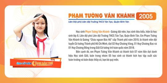 Cầu thủ Huỳnh Như được tuyên dương công dân trẻ tiêu biểu TP HCM năm 2019 - Ảnh 3.