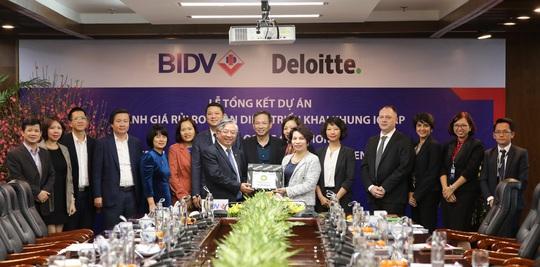 BIDV sẵn sàng tuân thủ trước thời hạn các quy định tại Thông tư 13 - Ảnh 1.