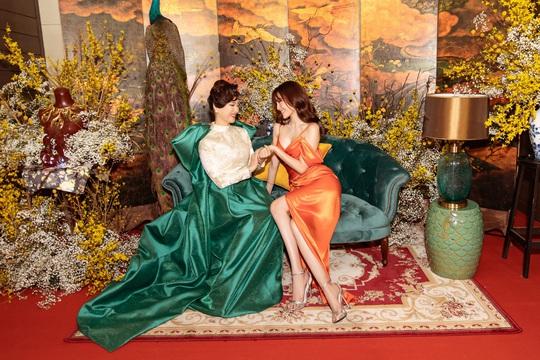 Ninh Dương Lan Ngọc khoe chân thon cùng Hội chăn chuối - Ảnh 6.