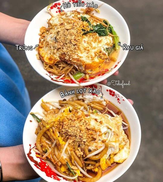 Những khu chợ chiều có đủ món ăn vặt ở TP HCM - Ảnh 6.