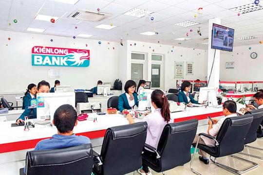 Kienlongbank muốn bán cổ phiếu Sacombank để thu hồi nợ - Ảnh 1.