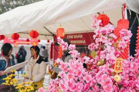 Thành phố ở Nhật Bản rộn ràng đón Tết cổ truyền Việt Nam - Ảnh 1.