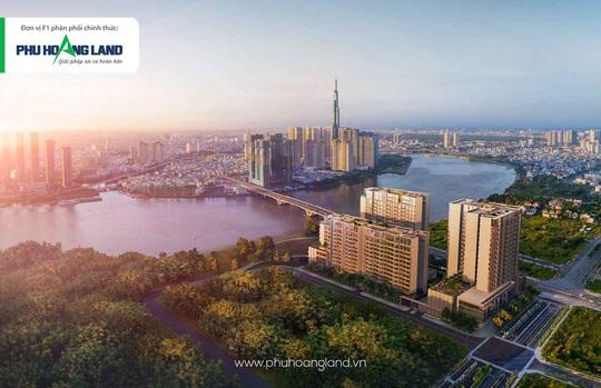 Phú Hoàng Land phân phối dự án đắc địa bậc nhất Thủ Thiêm - Ảnh 1.