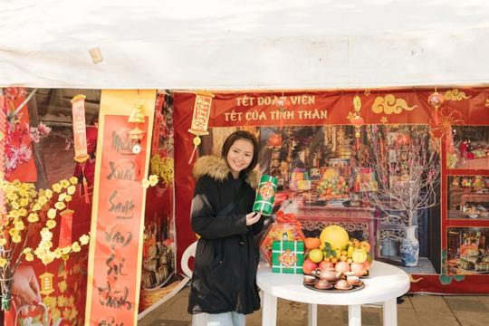 Thành phố ở Nhật Bản rộn ràng đón Tết cổ truyền Việt Nam - Ảnh 13.