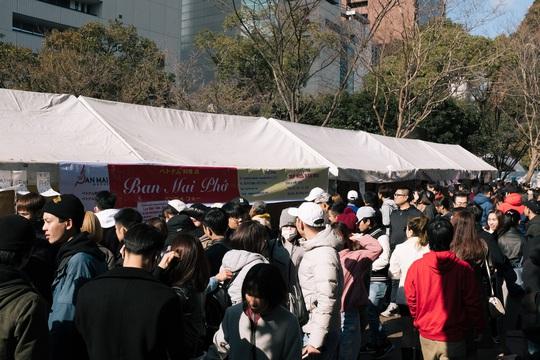 Thành phố ở Nhật Bản rộn ràng đón Tết cổ truyền Việt Nam - Ảnh 15.