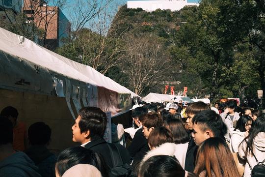 Thành phố ở Nhật Bản rộn ràng đón Tết cổ truyền Việt Nam - Ảnh 16.