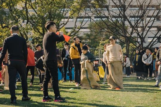 Thành phố ở Nhật Bản rộn ràng đón Tết cổ truyền Việt Nam - Ảnh 18.