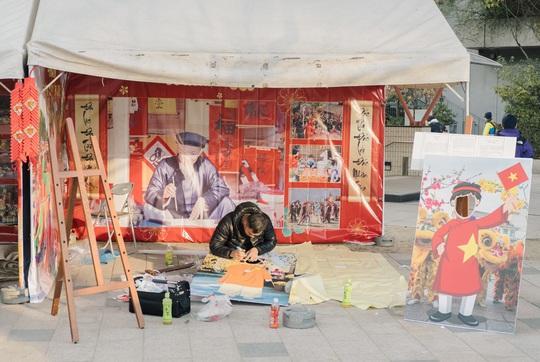 Thành phố ở Nhật Bản rộn ràng đón Tết cổ truyền Việt Nam - Ảnh 3.