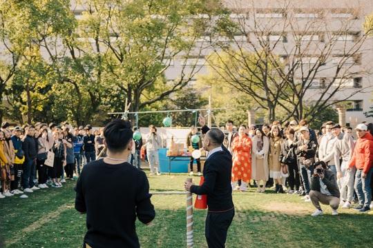 Thành phố ở Nhật Bản rộn ràng đón Tết cổ truyền Việt Nam - Ảnh 21.