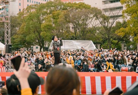 Thành phố ở Nhật Bản rộn ràng đón Tết cổ truyền Việt Nam - Ảnh 24.