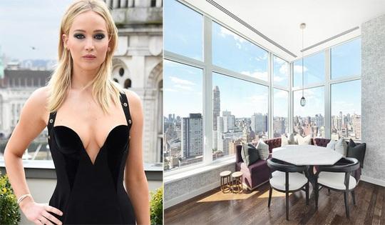 Cận cảnh căn penthouse trị giá hơn 300 tỷ đồng của Jennifer Lawrence - Ảnh 1.