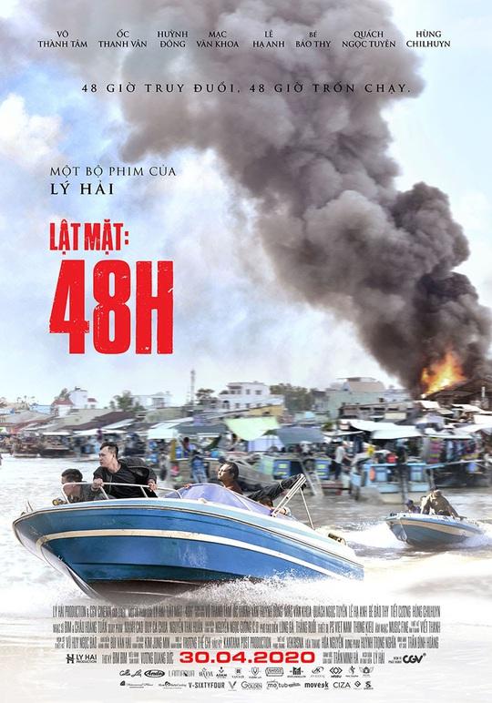 Các dự án phim Việt, Hollywood hấp dẫn trong năm Tý - Ảnh 4.