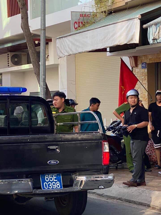 Cảnh sát khu vực ở Cần Thơ bị đâm chết khi đang làm nhiệm vụ chiều 30 Tết - Ảnh 1.