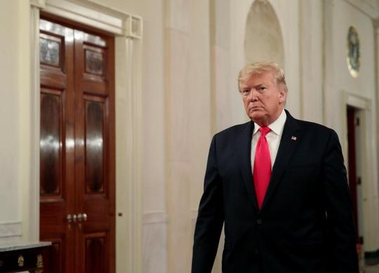 Iran đề nghị đàm phán, ông Trump đáp: Không có chuyện đó! - Ảnh 1.