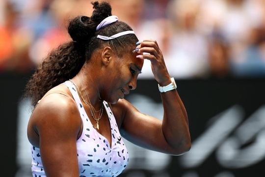 Serena Williams cùng loạt danh thủ bại trận ở Giải Úc mở rộng 2020 - Ảnh 2.