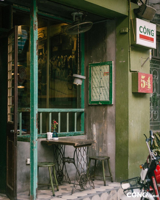 6 quán cà phê tụ tập ngày Tết ở Hà Nội - Ảnh 7.