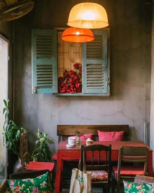 6 quán cà phê tụ tập ngày Tết ở Hà Nội - Ảnh 8.